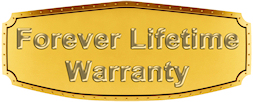 Forever Lifetime Warranty