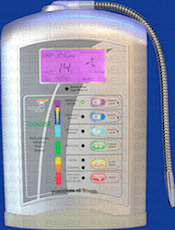 bawell premier ionizer machine