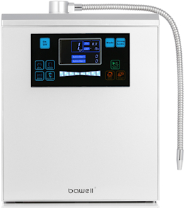 bawell genesis platinum water ionizer machine