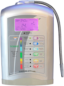 bawell premier water ionizer machine